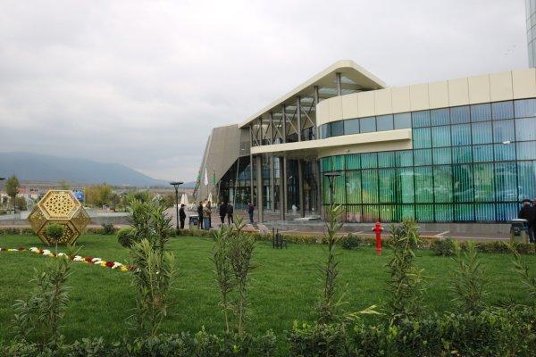 Shaki city ASAN Service Center