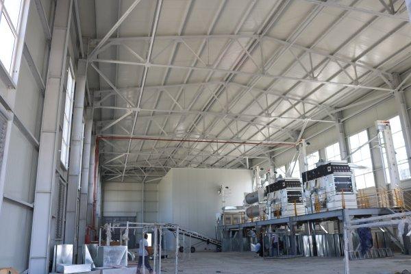 Aghjabadi Grain Warehouse